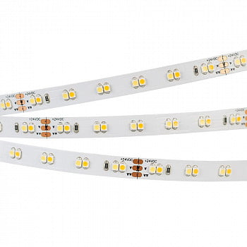 Лента RT 6-5000 24V White-MIX 2x (3528, 120 LED/m, LUX)
