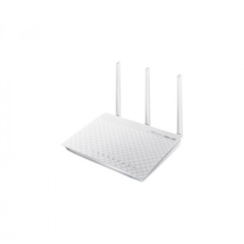 Asus RT-N66W 802.11a/b/g/n Dual Band 450mbps Multimedia Ultra Slim Gigabit Wireless Router support V