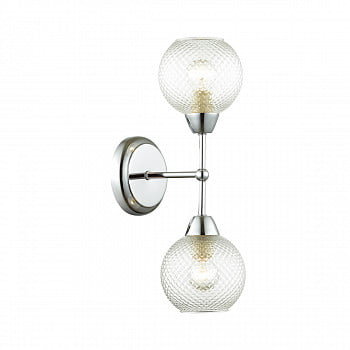 Бра LUMION MODERNI EVERLY 4438/2W (220V, E14, 80W)