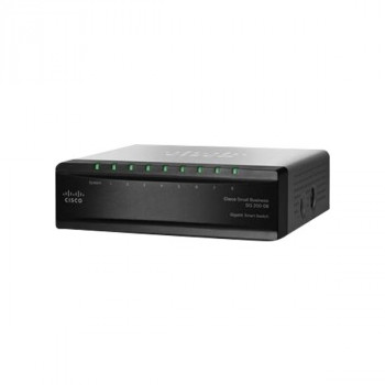 Cisco SB SLM2008T-EU SG 200-08 коммутатор с 8 портами Gigabit Smart Switch