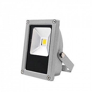 Прожектор уличный LED, Slim mini, 10W, AC85-265V/50-60Hz, 500 Lm, IP65, LUX